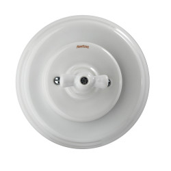 GC White porcelain